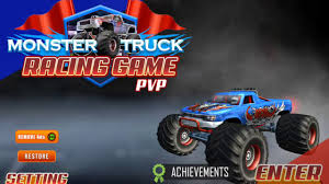 monster truck race games monster truck racing game pvp best android gameplay hd youtube
