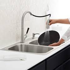 Kitchen Sinks And Faucets by Kohler Stainless Steel Sink And Faucet Package