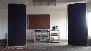 Audio Rack Plans Essential Audio Soundlab Speakers Atma Sphere Amps Bricasti Dac