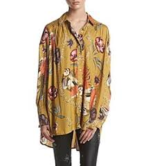 brown blouse shirts blouses younkers
