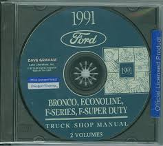 28 1991 ford f150 service manual 29365 purchase used 1991