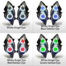 aliexpress com buy kt headlight for honda vfr800 2002 2012 led
