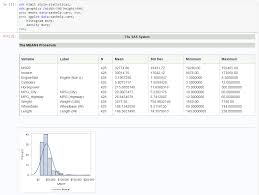 how to run sas programs in jupyter notebook the sas dummy