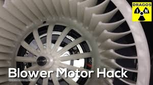 volkswagen polo modification parts vw polo blower motor hack modify lhd motor to install in rhd car