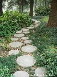 garden walkway ideas woodland garden path ideas