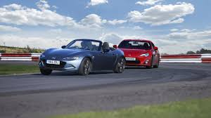 cheap mazda cars big test mazda mx 5 vs toyota gt86 ford fiesta st and audi tt