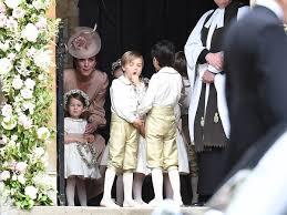 Pippa Wedding Prince George Stole Headlines At Pippa U0027s Wedding