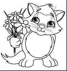 coloring pages flowers printable flower worksheet preschool