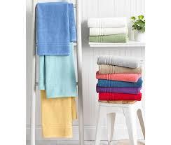 amazon com martha stewart collection bath towels quick dry 27