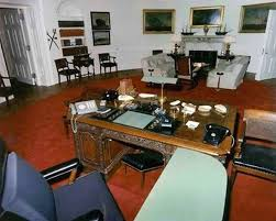 oval office decor history from taft to obama the oval office in its many forms curbed dc