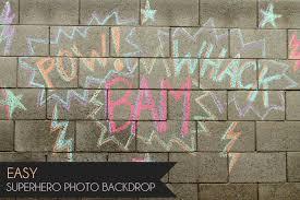 Superhero Backdrop The Best Superhero Party Ideas On A Budget Cool Mom Picks