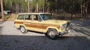kaiser jeep wagoneer 1981 jeep wagoneer limited update youtube