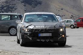opel malibu spyshots 2019 chevrolet malibu facelift spotted in europe