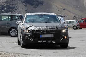 opel malibu spyshots 2019 chevrolet malibu facelift spotted in europe