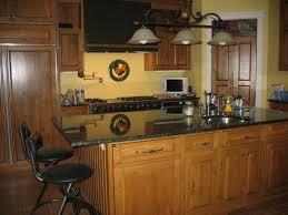 cuisine pin ilôt de cuisine en noyer noir black walnut kitchen island espace