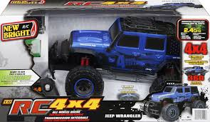 matchbox jeep wrangler new bright r c 4 door 4x4 jeep wrangler walmart canada