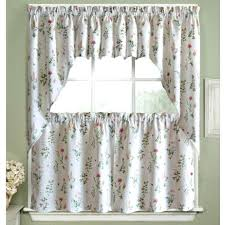Linen Cafe Curtains Italian Linen Cafe Curtains Home And Curtains
