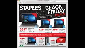 best black friday windows 7 computer deals staples black friday laptop deals 2016 youtube