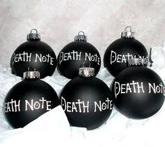 note ornaments designed for a friend