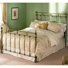 remington iron bed by wesley allen humble abode