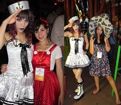 Affordable Halloween Costumes Goth Sailor Costume Buy Halloween Costumes