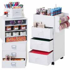 Anna Griffin Craft Room Furniture - recollections craft room storage michaels create color