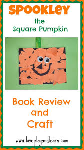 Halloween Craft Books 27 Best Spookley The Square Pumpkin Images On Pinterest The