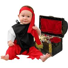 12 Month Halloween Costumes Boy Amazon Baby Boy Infant Pirate Halloween Costume 6 12 Months