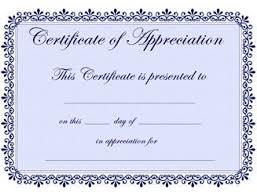 sample text for certificate of appreciation best 25 certificate of appreciation ideas on pinterest teacher