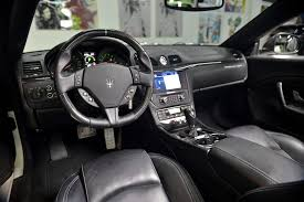 maserati gts interior maserati gran cabrio gt sport interior luxury u0026 exotic car rental