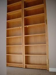 Bookcase Closet Doors Bookshelf Closet Doors 5 Best 25 Bookcase Closet Ideas On