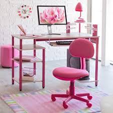 Pink Glass Desk 22 New Girly Office Desks Yvotube Com