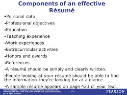 professional objectives chapter 13 developing as a professional ppt video online download