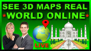 Satellite Map World Live by How To See 3d Street View On Google Maps 3d Real World Online
