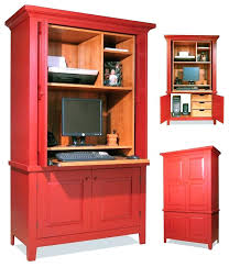 Modern Desk Armoire Modern Desk Armoire Medium Size Of Contemporary Computer Pleasant