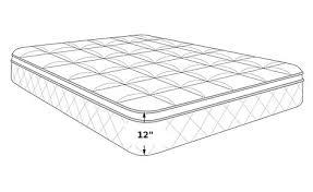 bedgear m1x california king mattress king mattress only