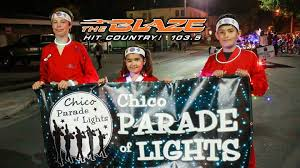 parade of lights chico chico parade of lights participant at downtown chico chico