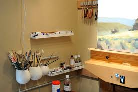 How To Build A Home Studio Desk by Art In Small Studios
