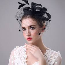 manwii black woven veil wedding dress hair ornaments tiaras