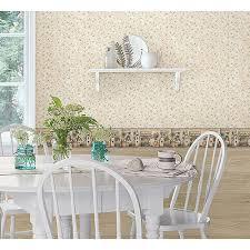Kitchen Wallpaper Borders Chesapeake Mapleton Sand Faux Wood Texture Wallpaper Sample