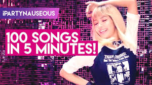 K He In Pink My Top 100 K Pop Songs In 5 Minutes Youtube