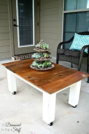 patio ideas rustic outdoor dining table rustic outdoor table set