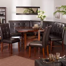 mahogany dining room set for sale dark brown stained wooden dining