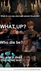 Hilarious Harry Potter Memes - well that escalated quickly harry potter jokes
