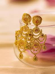 gold earrings design gold earrings designs with price in tanishq caymancode