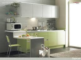 Green Backsplash Kitchen Kitchen A Remarkable Kitchen Design With Minimalist White