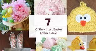 Easter Bonnet Decorating Ideas by 7 Of The Cutest Easter Bonnet Ideas Hobbycraft Blog
