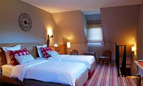 chambre a deux lits hotel arnold chambres