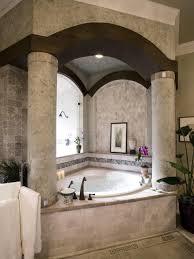 bathroom amazing large design ideas beautiful and full size bathroom awesome and beautiful classic corner bathtub with elegant big round column chic