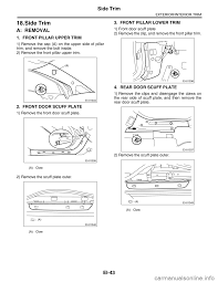 subaru tribeca 2009 1 g service workshop manual